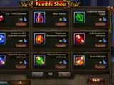 Rumble Shop