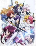 Seiken Tsukai no World Break Anime Teaser Visual 2