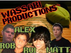 A photo of Wassabi Productions from 2006..png
