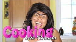 COOKING WITH ROLANDA!