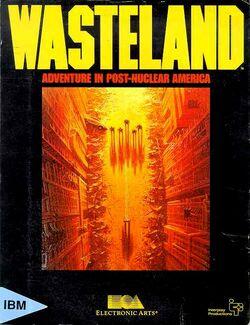 Обложка Wasteland