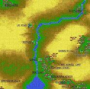 Wasteland map