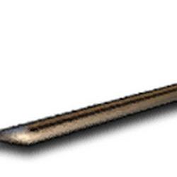Makeshift sword
