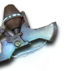Proton axe