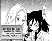 Tomoko Educates Okada