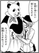 Rena Teases Panda Volume 13 Omake