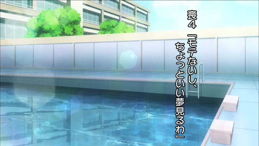 WataMote Episode 04