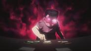 Yotchan prepares his attack
