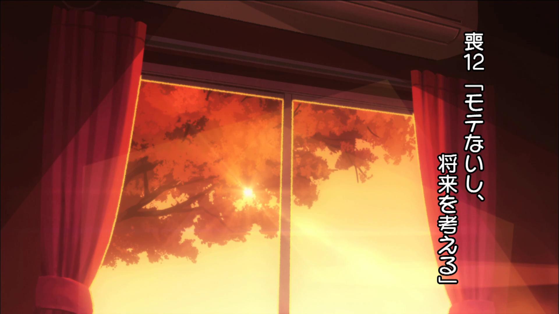 WataMote Episode 12