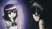 Tomoko thinking she deceived Kii