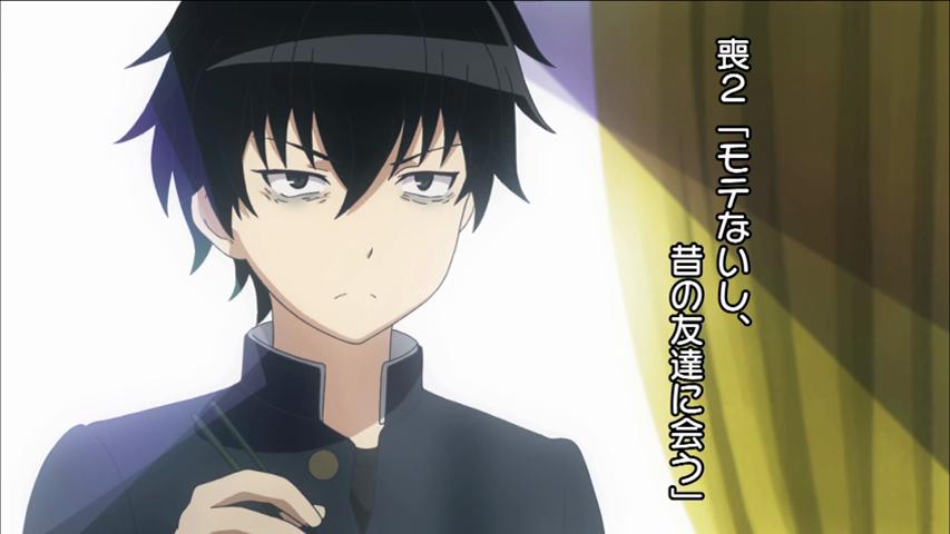 WataMote Episode 02