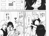 WataMote Chapter 019