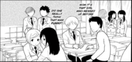 Tomoko Imagines the Reaction