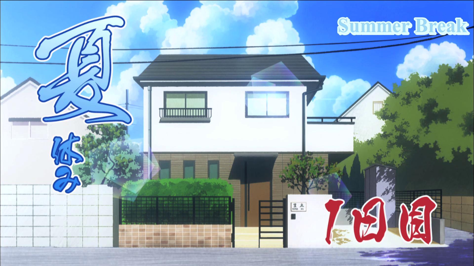 WataMote Episode 07