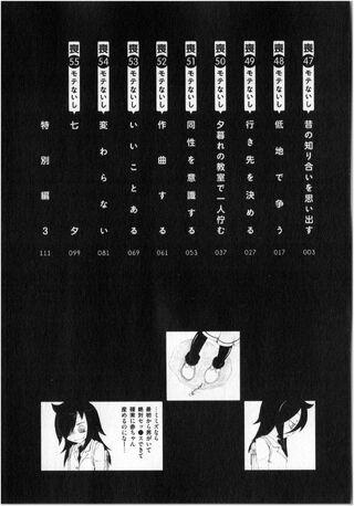 WataMote Manga v06 contents.jpg