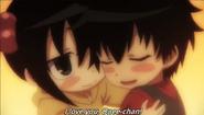 Tomoko and Tomoki as Toddlers