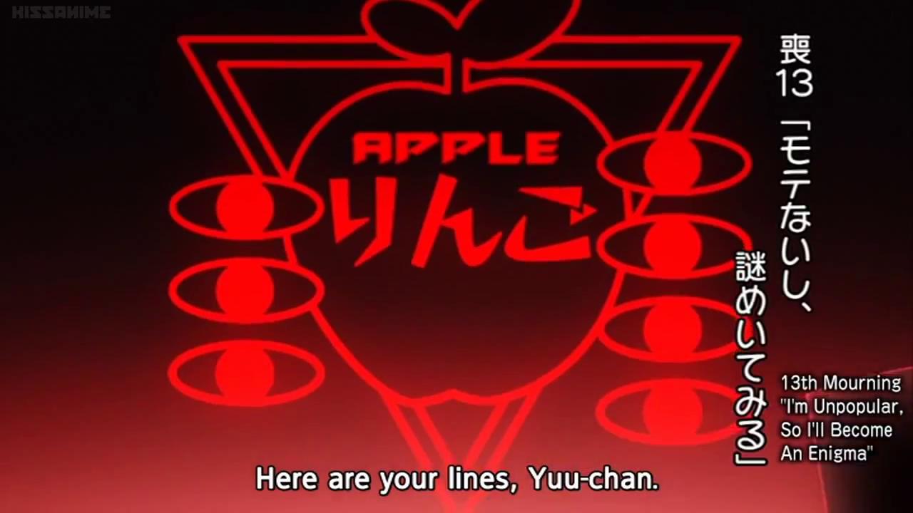 WataMote Episode 13
