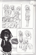 Tomoko Sketches