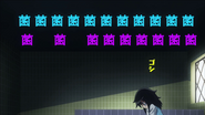 Tomoko Space Invaders Cleaning E9