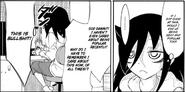 Tomoko Studying c96