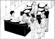 Tomoko and Yoshida Moms