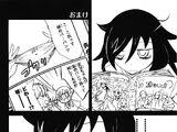 WataMote Volume 2 Omake