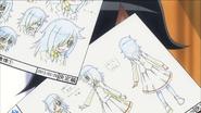 Tomoko Character Design E5