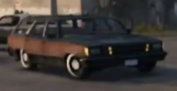 Classic Station wagon
