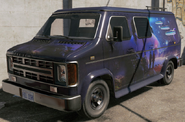 Psychadelic Landrock Van 1500