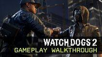 Watch Dogs 2 - Игровой процесс - E3 2016 RU