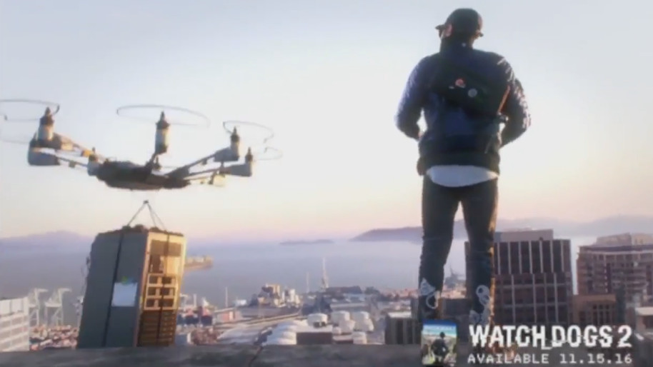 Shadows Watch Dogs  Mission