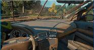 Vessel highwayman interior