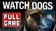 Watch Dogs - Full Game Walkthrough Longplay Playthrough Part
