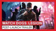 Watch Dogs Legion - Post-Launch & Season Pass Content Trailer