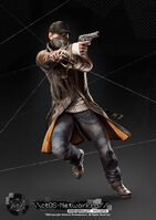 Watch Dogs Aiden Pearce Profile 3