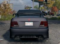 Zusume R rear