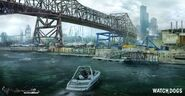 Watch Dogs Chicago Art 5