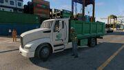 Oakland DumpTruck