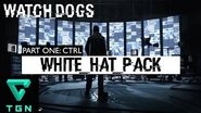 Watch Dogs White Hat Pack Add On Part One CTRL