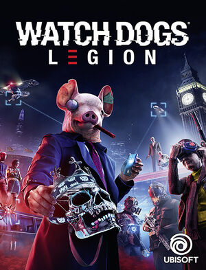 Watch Dogs Legion Watch Dogs Wiki Fandom