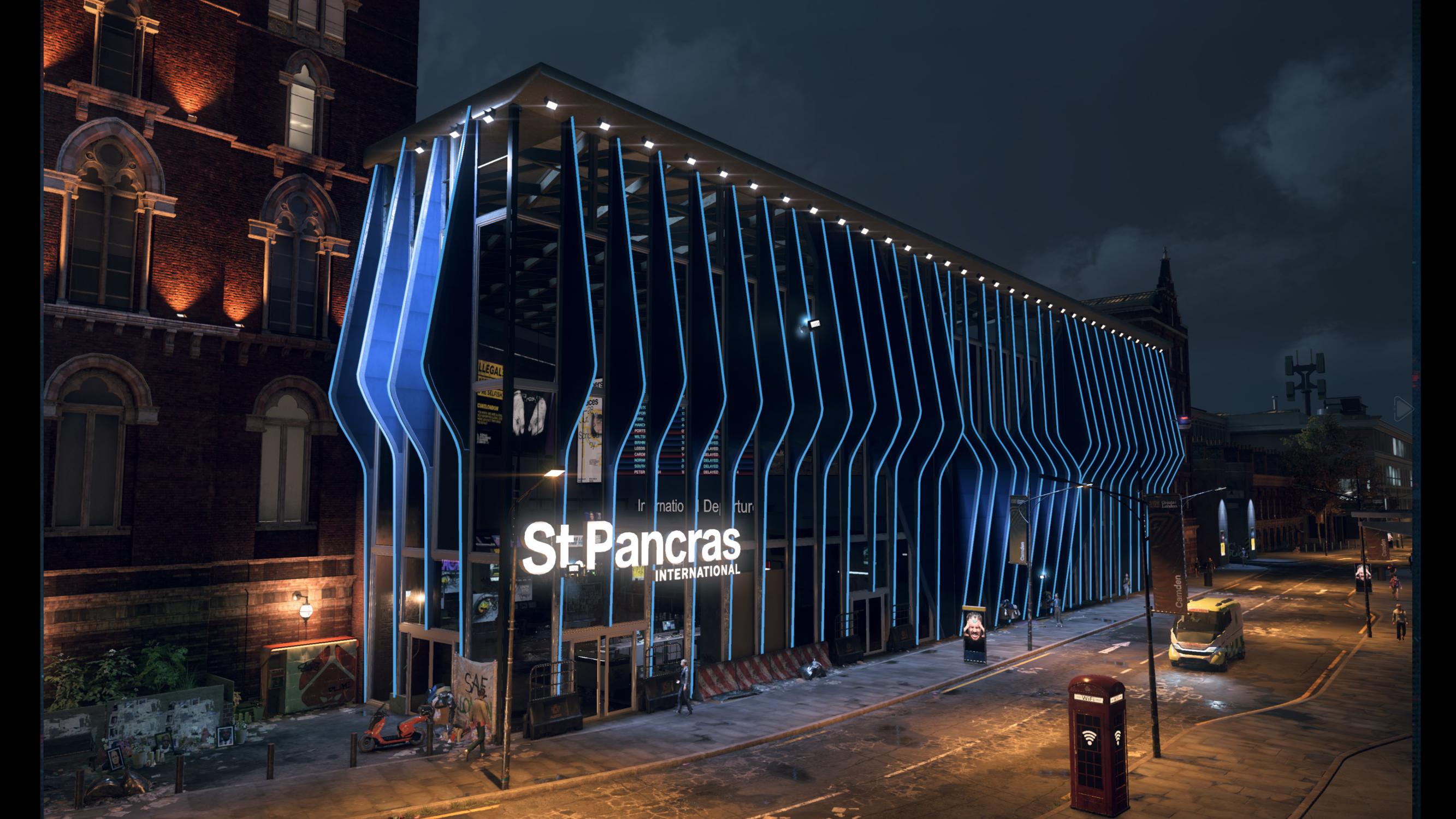 St. Pancras International