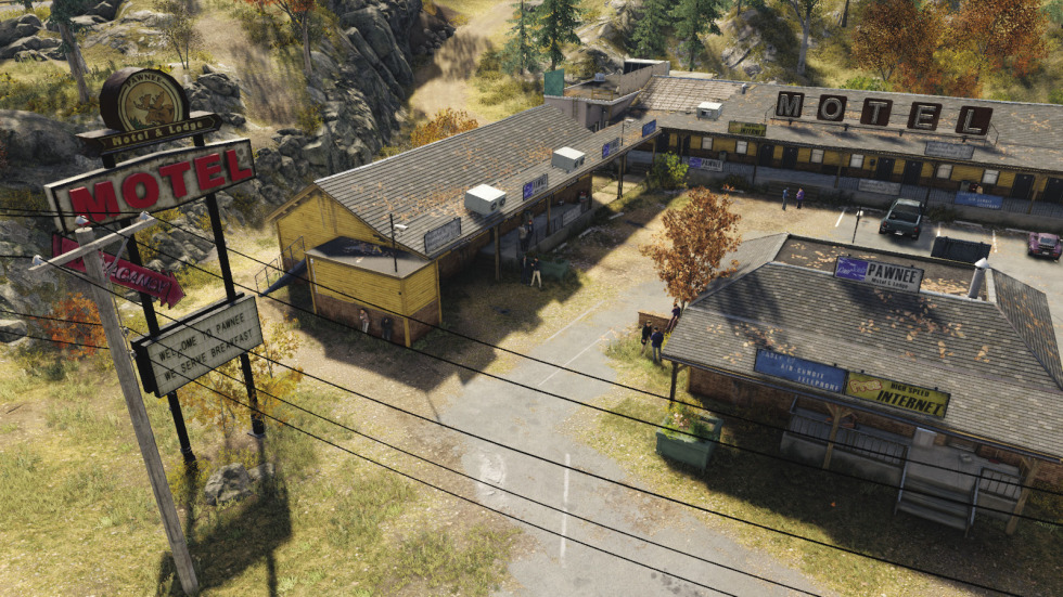 Crazy Moose Inn