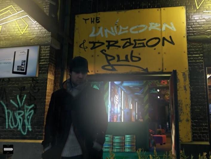 The Unicorn & Dragon Pub