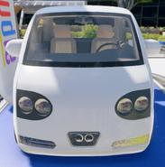 Nudle car front