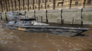 Albion military-style patrol boat