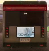 City bus back