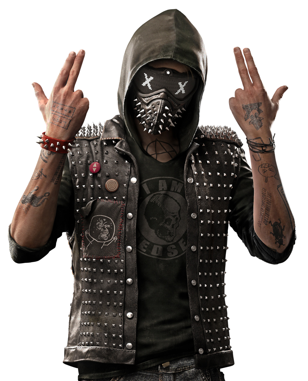 Wrench Watch Dogs Wiki Fandom