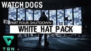 Watch Dogs White Hat Pack Add On Part Four SHUTDOWN