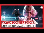 Watch Dogs- Legion - Mina Sidhu - Animated Trailer