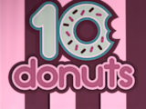 10 Donuts